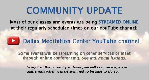 Awakening Heart / Dallas Meditation Center on YouTube